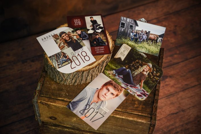 Graduation cards and announcements